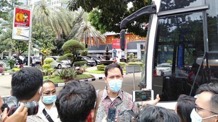 Munarman Beberkan Kondisi Rizieq Shihab di Rutan Polda Metro Jaya