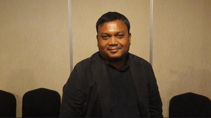 Sekretaris Umum Persiraja, Rahmat Jailani saat ditemui di Hotel Atlet, Jakarta Pusat, Rabu (19/2/2020)