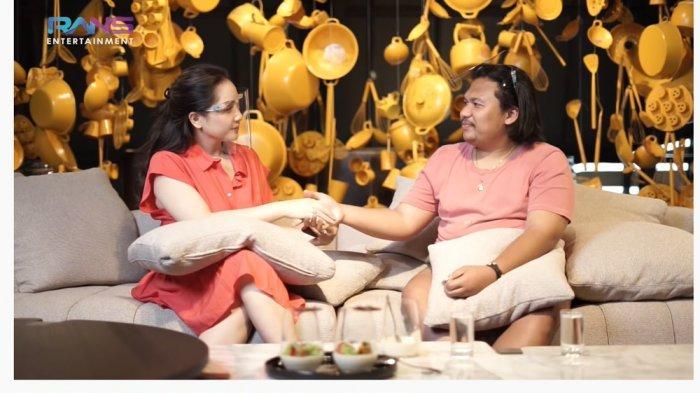 Keanu Terima Tantangan Diet, Nagita Slavina Akan Beri Penghargaan: Turun Per 2 Kilo Kasih Sejuta!