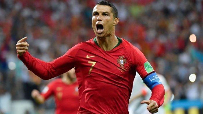 Hasil Kualifikasi Piala Dunia 2022: Portugal Panen Gol Berkat Hattrick Ronaldo, Inggris Nyaris Kalah