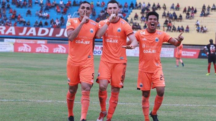 Jaimerson Xavier Antusias Hadapi Persija Jakarta di Laga Kedua Piala Presiden 2019