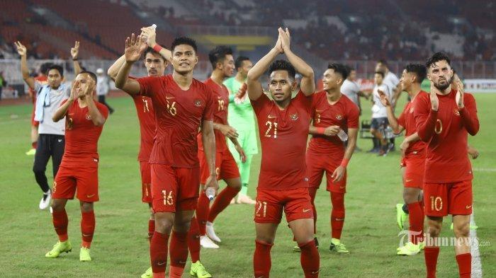 Prakiraan Line Up Timnas Indonesia Vs Filipina, Bima Sakti Turunkan Skuat Terbaik