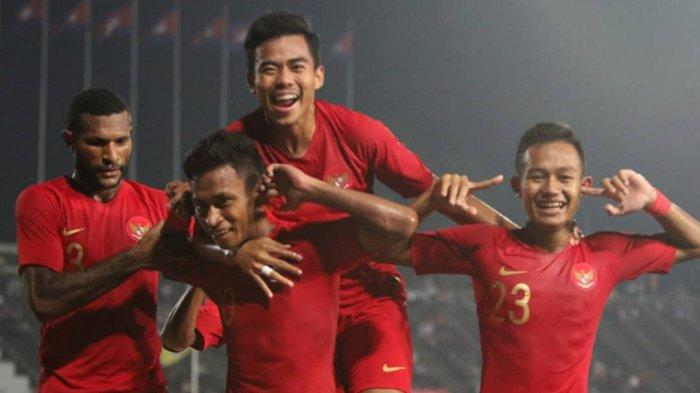 Juara, Timnas U-22 Indonesia Diarak Kamis Pagi