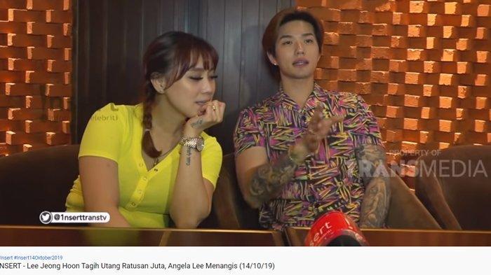 Diutangi Ratusan Juta oleh Angela Lee, Istri Lee Jeong Hoon Sebut Nama Raffi Ahmad: Thank You Aa