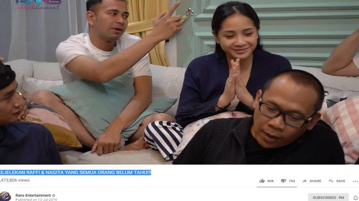 Nagita Slavina Nilai Bahaya Jika Isi Hatinya Soal Sang Suami Diungkap, Raffi Ahmad: Biar Dunia Tahu