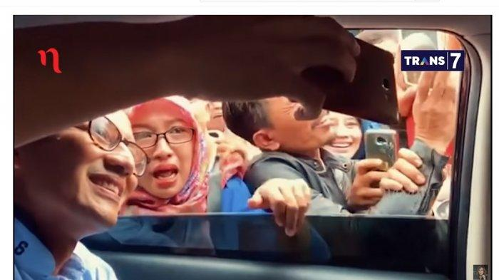 Singgung Soal Video yang Ungkap Kampanye Settingan Capres, Sudjiwo Tedjo Samakan dengan Iklan Sampo