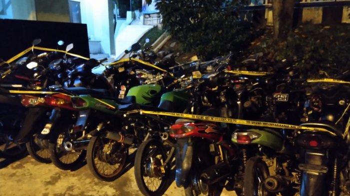 Tertibkan Balap Liar, Tim Jaguar Sita 9 Motor Bodong di Cilodong, Depok