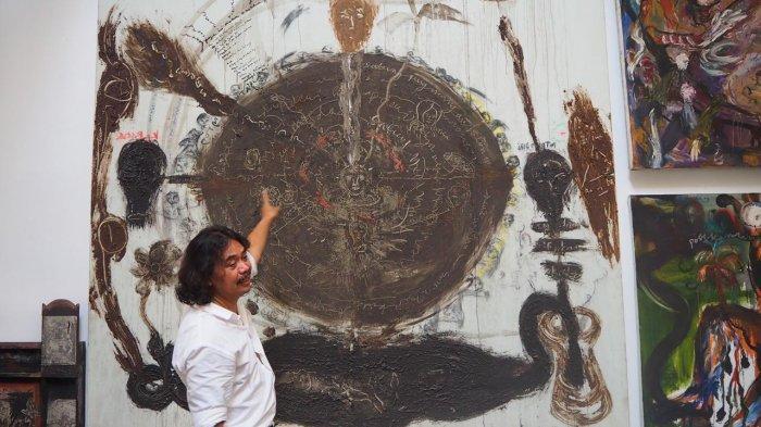 Seniman Tisna Sanjaya Ajak Masyarakat Tetap Produktif di Tengah Pandemi