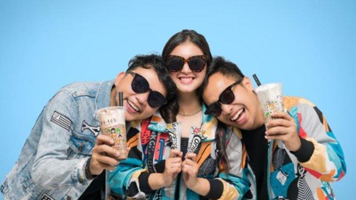 Promo Menu Baper Series, Cobain Sensasi Segarnya Teh dan Es Krim Bersamaan