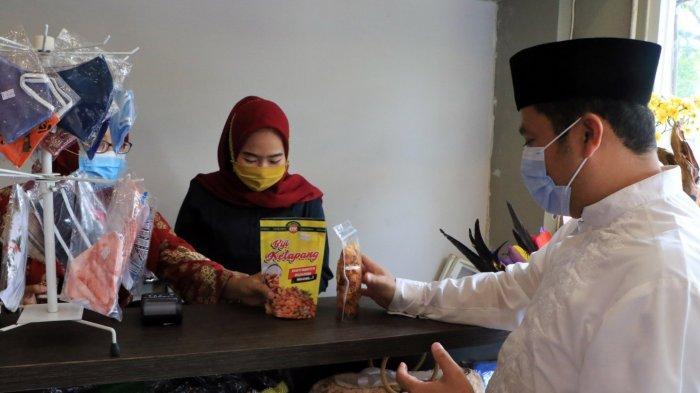 Sentra Oleh-oleh Kota Tangerang Hadir di Rest Area Tol, Ada Ratusan Jenis UMKM