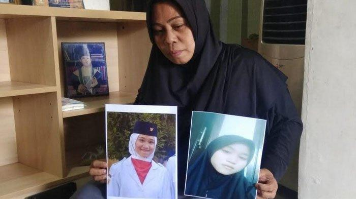 Paskibraka Audry Virantu Hilang Sejak Juli, Ibu Korban Akui Dapat WA Misterius: Itu Nomor Malaysia