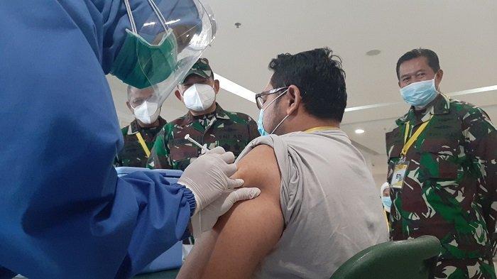 2.630 Tenaga Kesehatan di RSD Wisma Atlet Kemayoran Siap Disuntik Vaksin Covid-19
