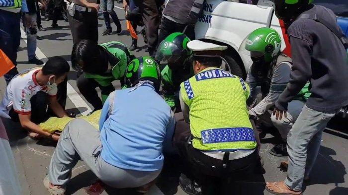 Hendak Menyeberang, Pelajar Tewas Setelah Tertabrak Bus Transjakarta di Senen Jakarta Pusat