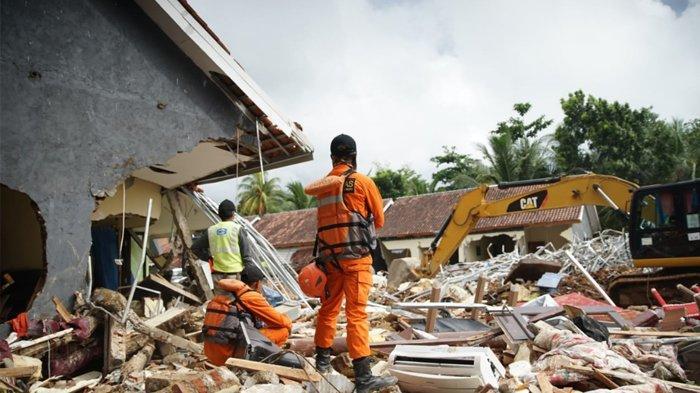 Sederet Bencana Tsunami Paling Mematikan di Dunia