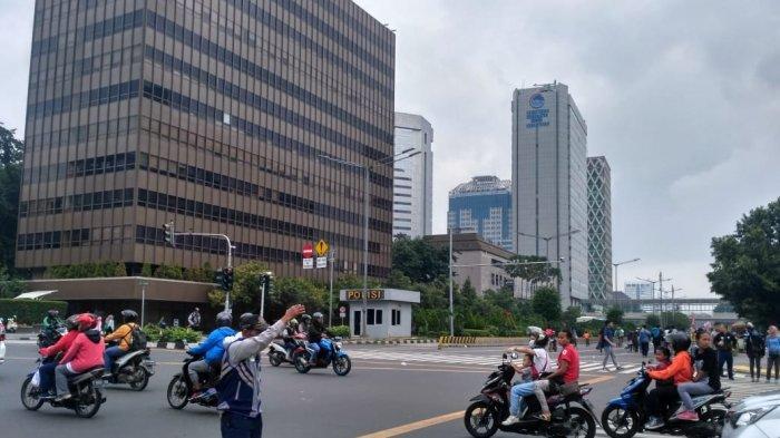 Peringati May Day Polisi Tetapkan Rekayasa Lalu Lintas di Jakarta, Simak Rutenya