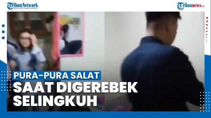 Suami Pura-pura Salat di Kamar Kos Selingkuhan saat Digrebek Istrinya: Di Dekat Sini Ada Masjid