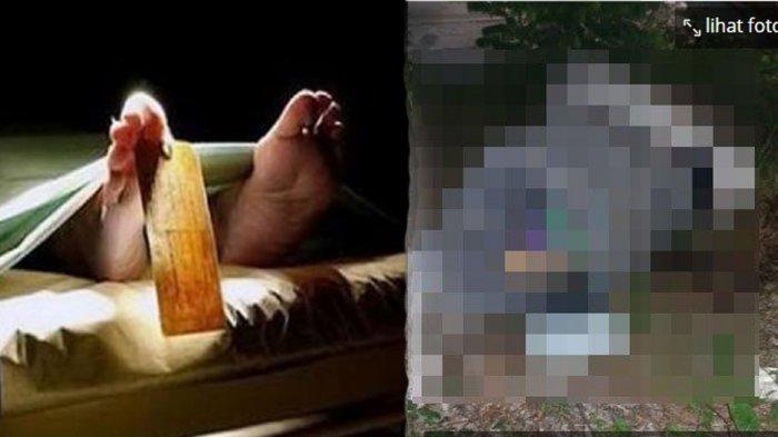2 Hari Tinggal Bareng Jasad Istri yang Hamil, Suami Bingung Lalu Angkut Korban Pakai Gerobak Sampah