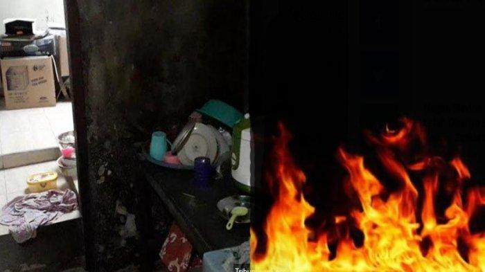 Peluk Istri yang Terbakar hingga Ikut Dilalap Api, Mantan Suami Akui Ingin Mati Bersama-sama