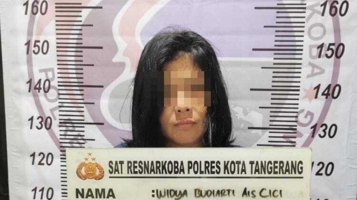 Simpan 19,6 Gram Sabu di Rumah Kontrakan, Seorang Wanita Diringkus Aparat Polresta Tangerang