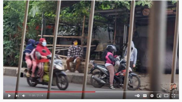Niat Bagi-bagi Rezeki, Baim Wong Malah Kena Omel Wanita Ini Karena Sadar Ada Kamera Tersembunyi