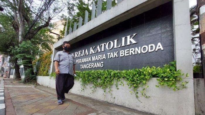 Perayaan Paskah, Gereja di Kota Tangerang Dapat Pengamanan Ekstra dari Petugas Gabungan