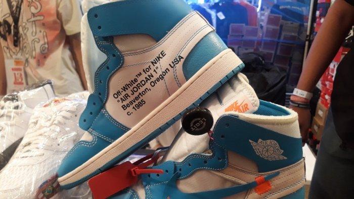 Mengintip Sepatu Nike Seharga Rp 17,5 Juta di Jakarta Sneakers Day