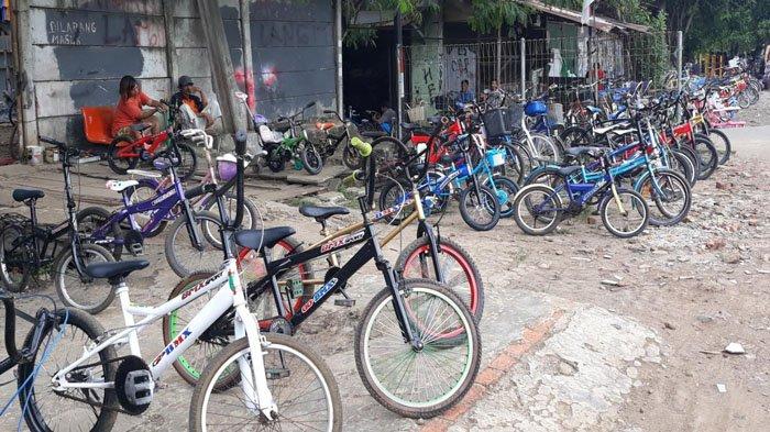 Cari Sepeda Bekas Berkualitas Coba Datangi Kawasan Ini Tribun Jakarta