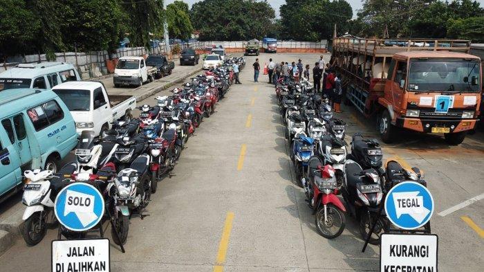 Dishub DKI Jakarta Siapkan Bus dan Truk Gratis Angkut Sepeda Motor untuk Warga Kembali ke Ibu Kota