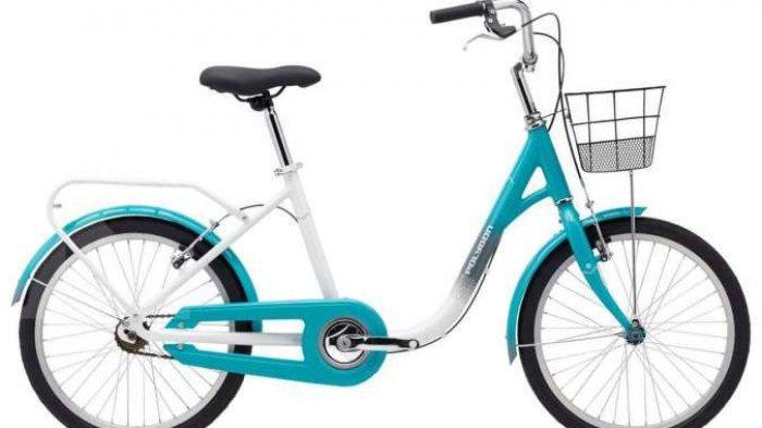Harga Sepeda Polygon Coastal20, Siap Temani Aktivitas Kaum Hawa, Nyaman Buat Belanja