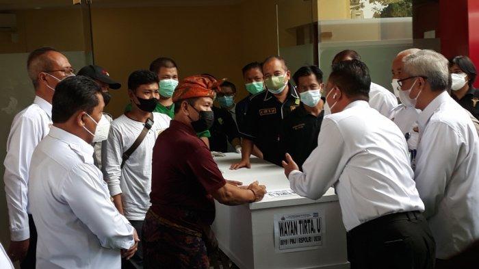 8 Jenazah Korban Lapas Tangerang Diserahkan ke Pihak Keluarga
