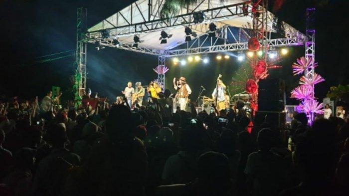 Ada Festival Musik Indie, 2.000 Wisatawan Rayakan HUT ke-492 Jakarta di Pulau Tidung