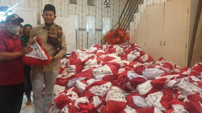 Dipercaya Jokowi, SNNU Salurkan 50 Ribu Paket Sembako untuk Masyarakat Terdampak Covid-19