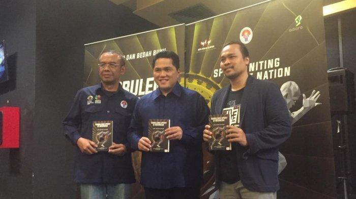 Tertantang Perbaiki Sepak Bola Indonesia, Erick Thohir Siap Jadi Ketum PSSI?