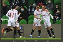 Hasil Liga Spanyol - Sevilla Tampil Perkasa, Sukses Bungkam Tuan Rumah Osasuna Dua Gol Tanpa Balas