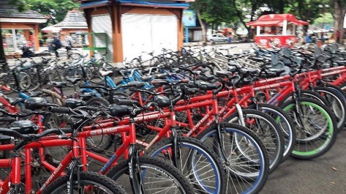 Cobain Yuk Keliling Taman Mini Naik Sepeda, Harga Sewanya Cuma Rp 15 Ribu