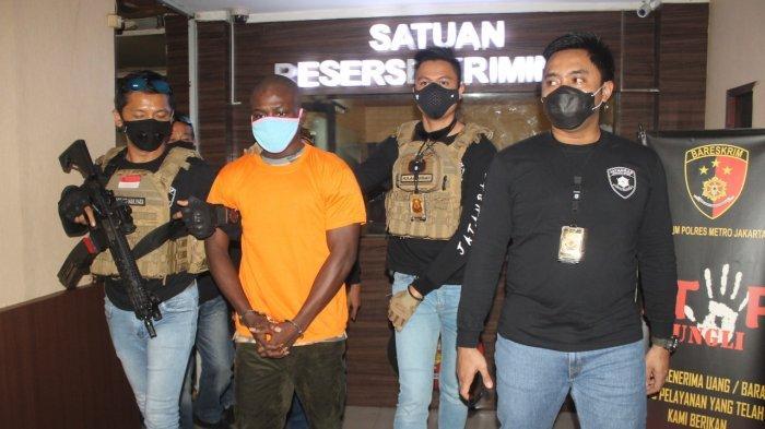 Pembunuhan WN Ghana di Apartemen: Mabuk Bareng sambil Main PS, Dihabisi karena Menang Taruhan