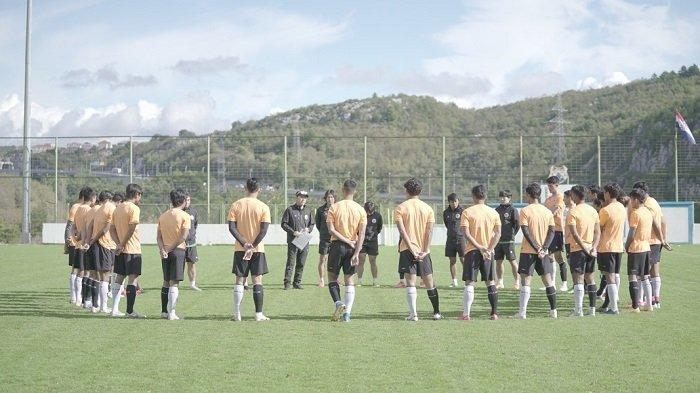 Timnas U-19 Bakal Ikuti Turnamen Toulon Prancis, Ini Lawan yang Bakal Dihadapi Tim Shin Tae-yong
