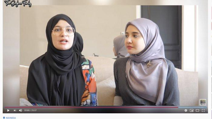 Penghasilan Miliaran Rupiah, Zaskia Sungkar Kepergok Shireen Sungkar Pakai Kaus Kaki Bolong