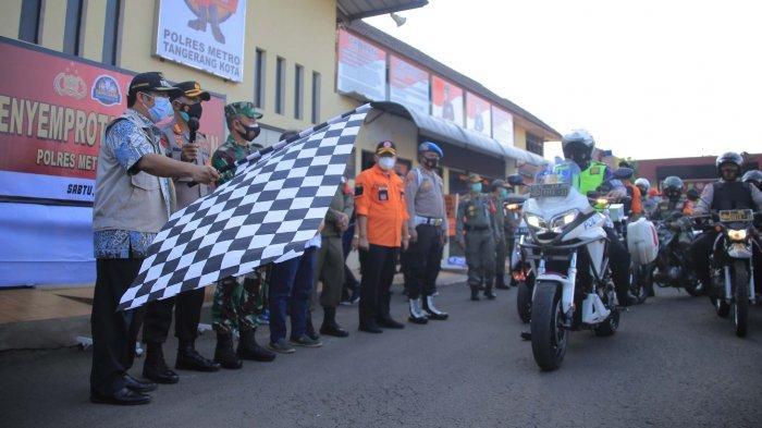 35 Persen Penularan Covid-19 di Tangerang Berasal dari Keluarga, Sigacor Resmi Dioperasikan
