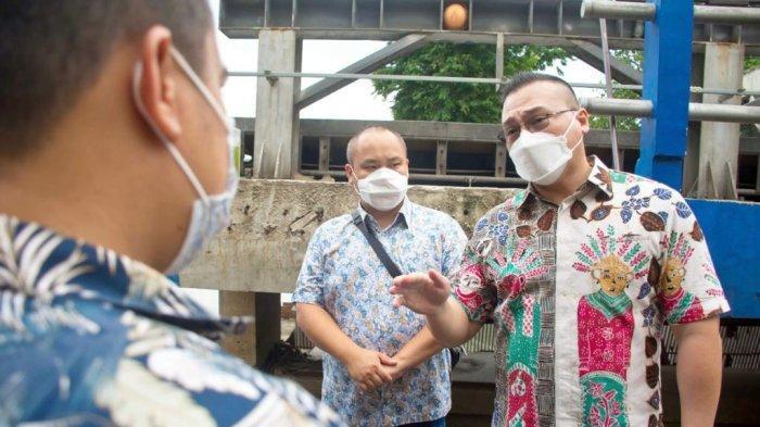 Anggota DPRD DKI Kenneth Minta Dinas SDA dan LH Harus Bersinergi Antisipasi Banjir di Ibukota