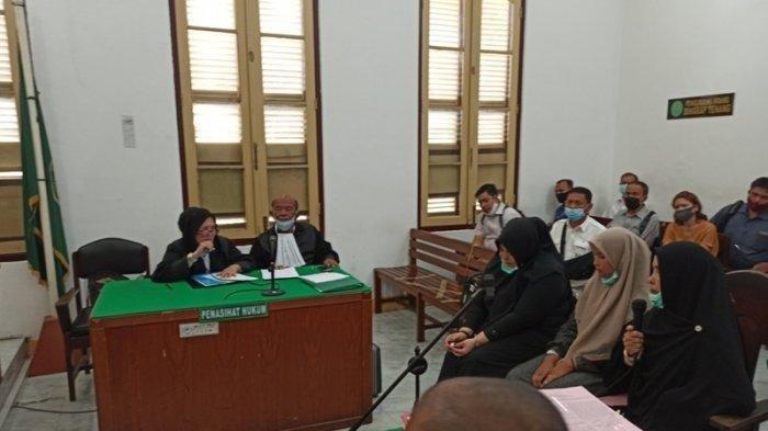 Zuraida Hanum Curigai Sikap Suami saat Dipijat, Ternyata Paha Anak Sempat Dipegang Hakim Jamaluddin