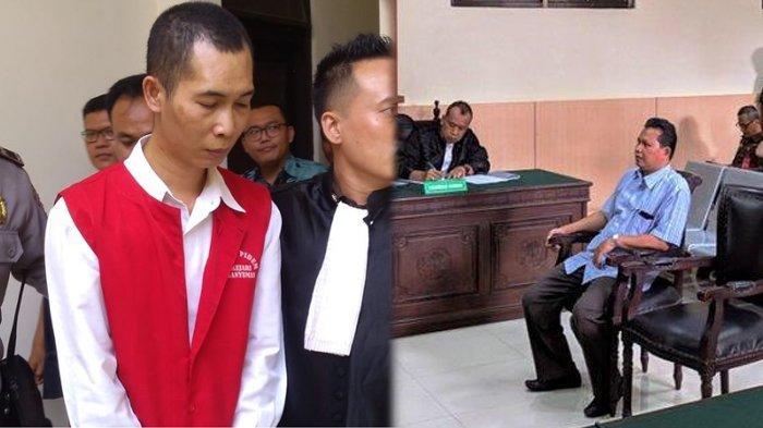 Soib Bertatap Muka dengan Pria yang Bakar & Mutilasi Istrinya, Tetiba Histeris saat Jaksa Tanya Ini