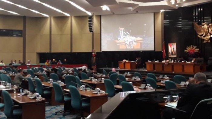 Anies Khawatir Proses Pemilihan Wagub Sampai Tahun Depan hingga Paripurna DPRD DKI Hari Ini Gagal