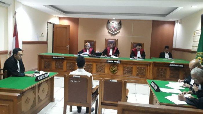 Kuasa Hukum Haris Simamora Sebut Tuntutan Jaksa Soal Pembunuhan Berencana Tidak Mendasar