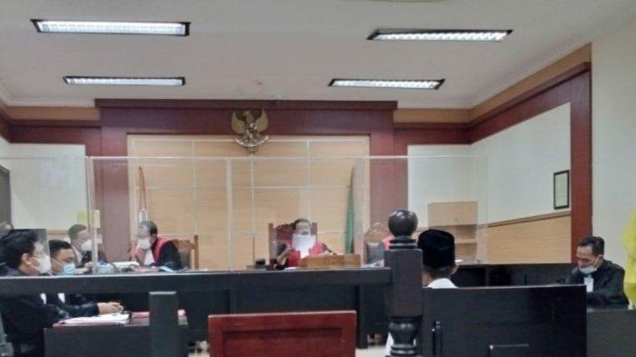 Pembunuh Pacar Karena Cemburu di Tangerang Dituntut 20 Tahun Penjara