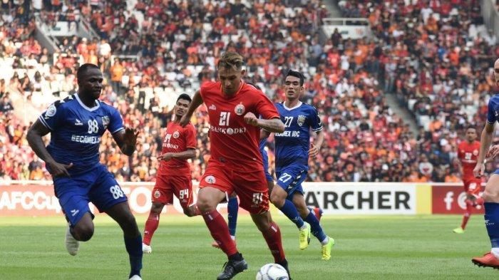 Misi Persija Jakarta Pertahankan Gelar Juara Piala Presiden, Waspadai Tiga Calon Lawannya