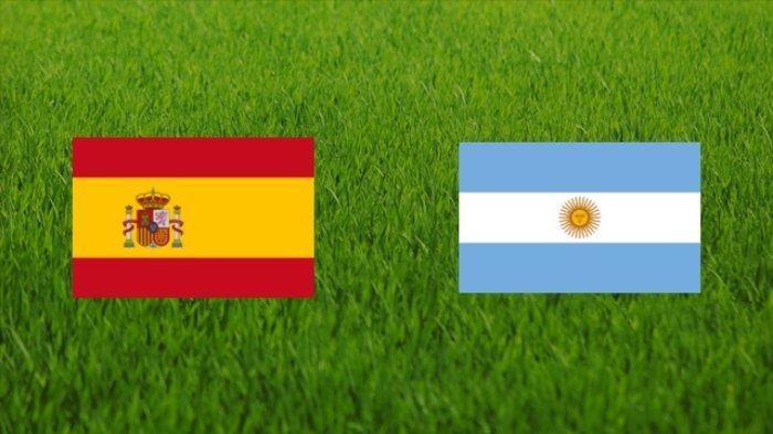 Jadwal Olimpiade Tokyo 2020 Cabor Sepak Bola Live Emtek Grup, Ada Spanyol vs Argentina