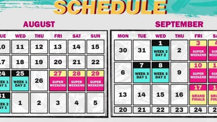 Simak jadwal PUBG Mobile Pro League PMPL ID S4 2021.