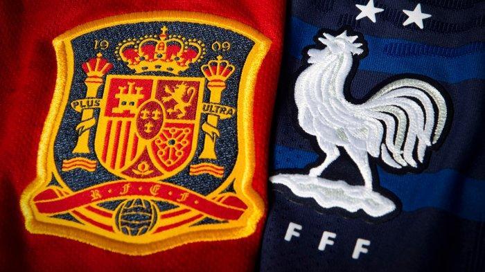 Prediksi Skor Final UEFA Nations League Spanyol vs Perancis Malam Ini, Tim Matador Lebih Diunggulkan