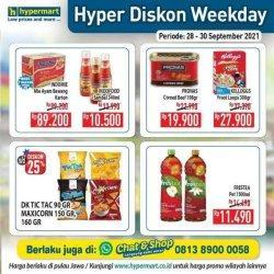 Simak promo Hypermart weekday di akhir Oktober